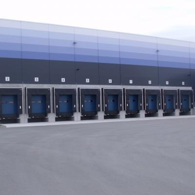 Logistic Warehouse Germany 1