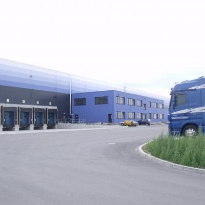 Logistic Warehouse Germany 2